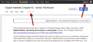 Anybody can vew the Google Doc version of Chapter 10